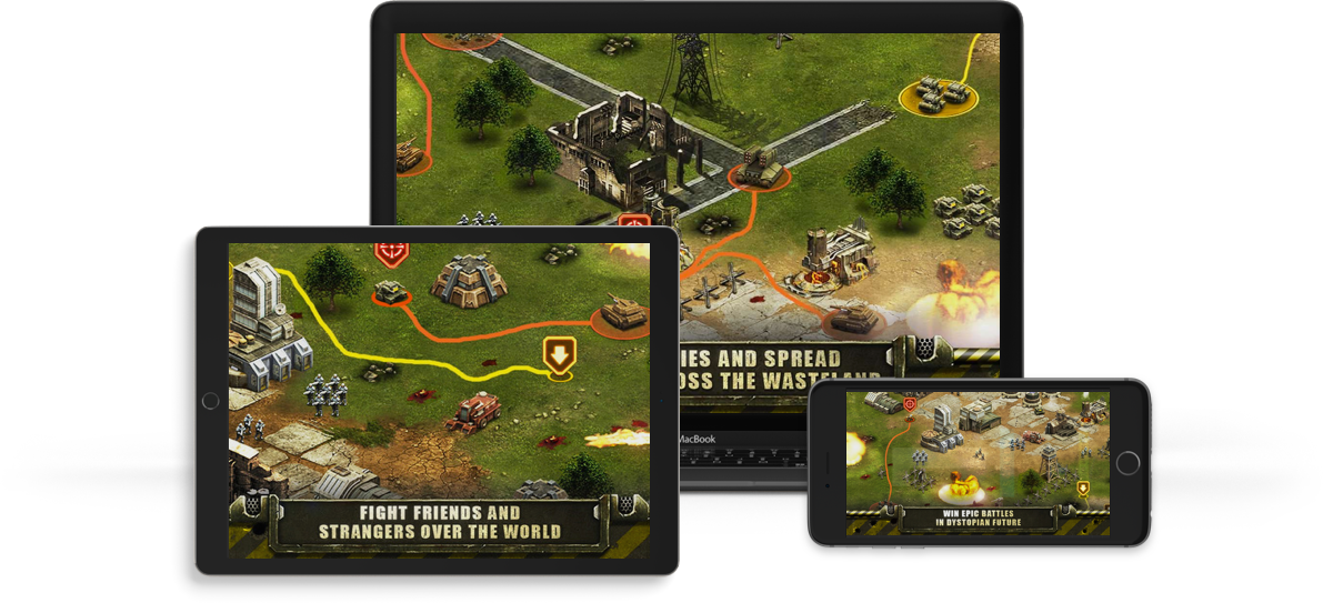HTML5 Games | Our Work | NECOLT
